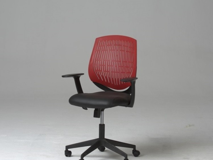 Chaise SPACE rouge