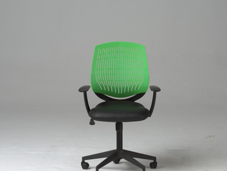Chaise SPACE vert gazon