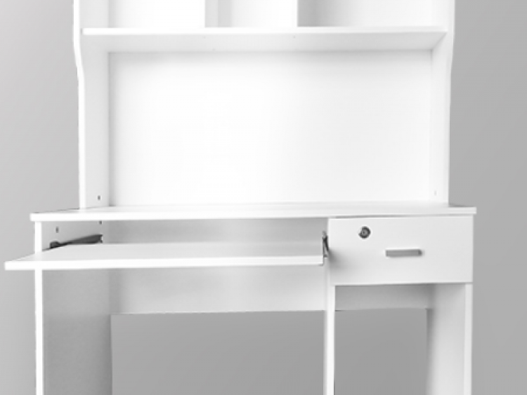 Bureau mfb15 blanc produits Ôbureaux! obureaux vente de
