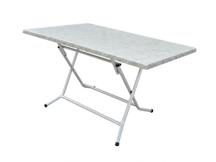 Table pliante rectangulaire