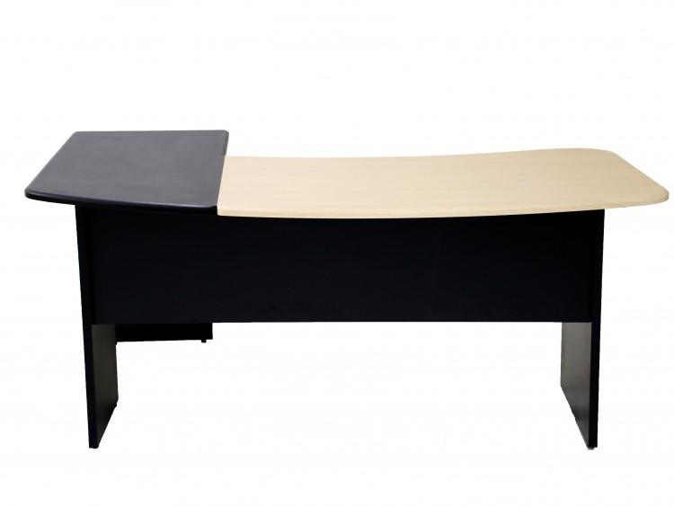 Bureau 469 MDF PVC 180*138 cm avec Retour Droite