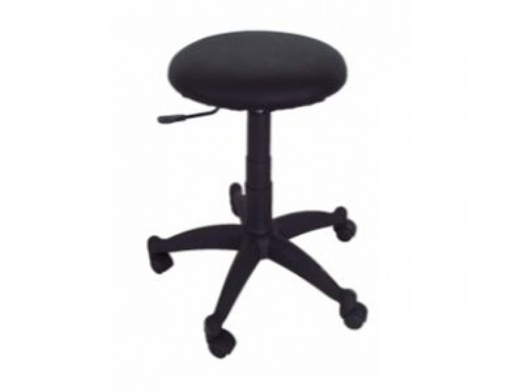 TABOURET RONDE PM S/DOSSIER